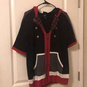 KH3 Jacket Sora